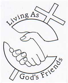 1989 Church of the Brethren Annual Conference theme - logo designed by Mildred Morris Gilbert